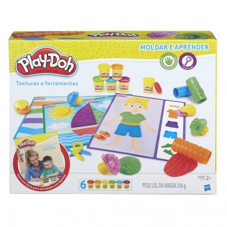 texturas y herramientas play doh
