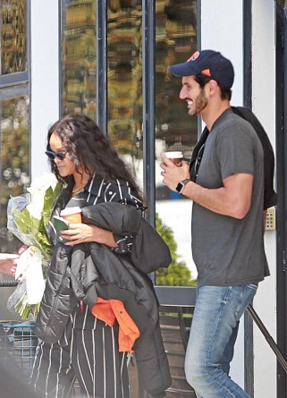Rihanna's new boyfriend