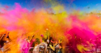 Kotex participará en The Color Run 2017