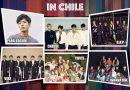 ¡Music Bank vuelve a Chile con todo!