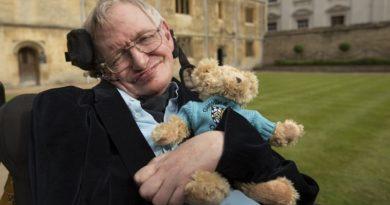 """El día en que Stephen Hawking """"consoló"""" a las directioners"""